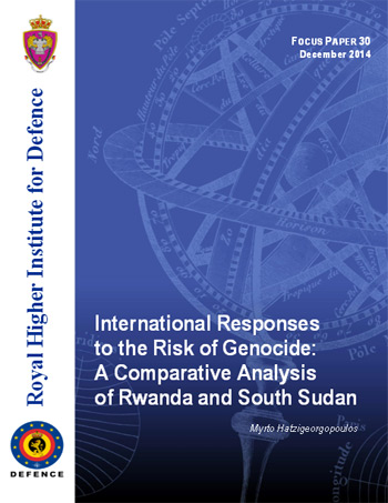 International Responses to the Risk of Genocide: A Comparative Analysis of Rwanda and South Sudan